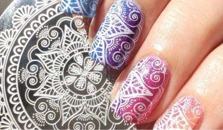Zdobení nehtů, nail art