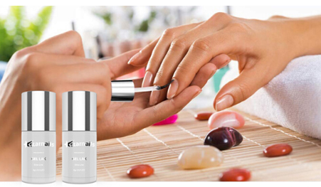 Alergie na UV gely, gel laky