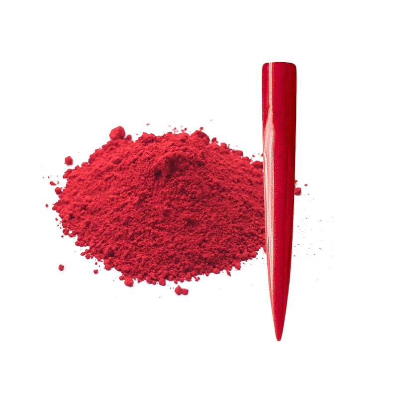 Glamour Pigment Stiletto Red