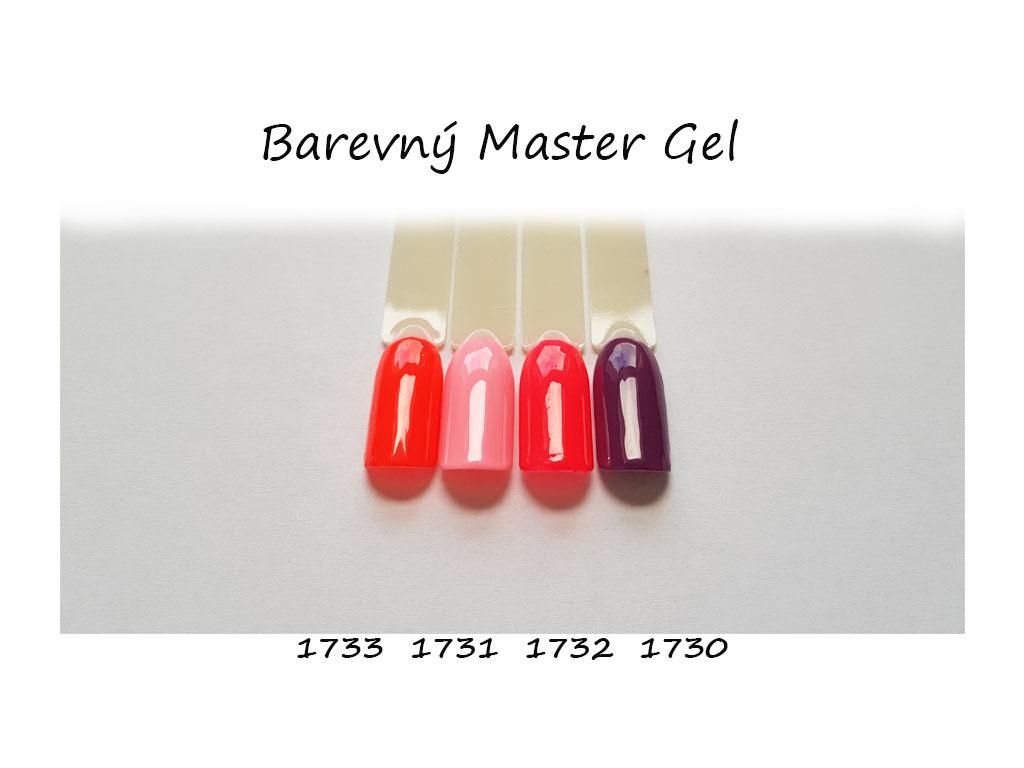 Jemně růžový Master UV gel 6g - gel na nehty