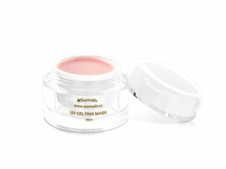 Uv gel Pink Mask 30ml - mléčně růžový, Babyboomer gel