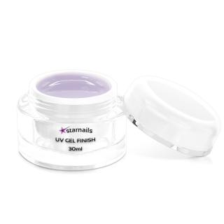 UV gel Finish 30ml - fixační UV gel, lesk