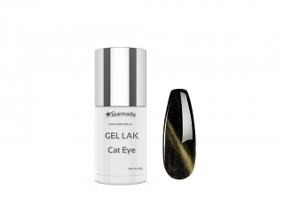 Gel lak Cat Eye 35, 5ml - magnetický gellak Medea