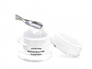 Master Jelly Gel Clear 50ml - čirý želatinový gel
