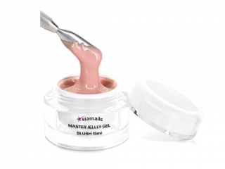 Master Jelly Gel Blush 15ml - želatinový gel, tělový (natural)